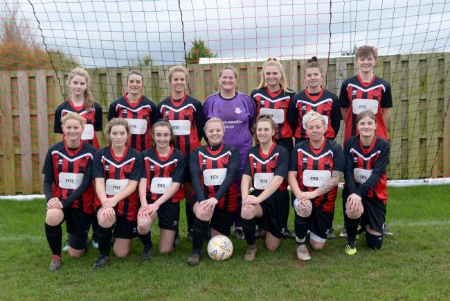 CANCELLATION: Bishops Lydeard Ladies Reserves, who had been due to play in the Women's Junior Cup final
