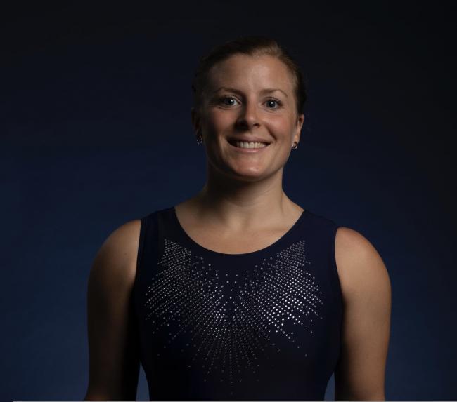 DELAY: Bridgwater gymnast Laura Gallagher. Pic: British Gymnastics