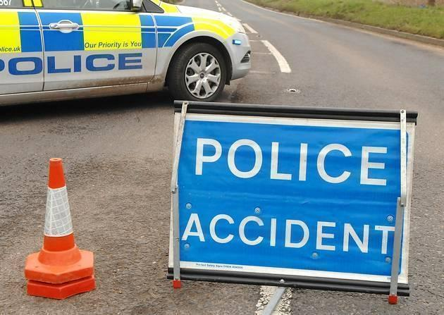 M5 southbound closed after fatal crash