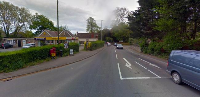 CLOSING FOR WORKS: A section of Staplegrove Road will be closed during evening hours. PICTURE: Google Street View