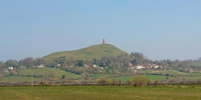 STAY AWAY: Glastonbury Town Council has urged people not to visit the town until it is safe to do so. PICTURE: Paul Jones