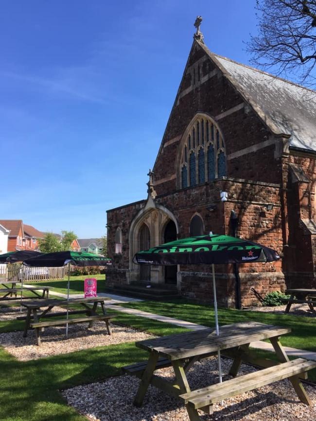 WEDDINGS PROPOSAL: The Chapel, at Cotford St Luke