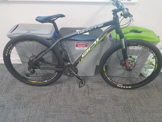 RECOVERED: Police want to reunite this bike with its rightful owner