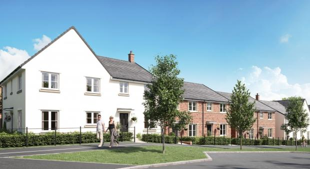 Somerset County Gazette: First look at the new homes