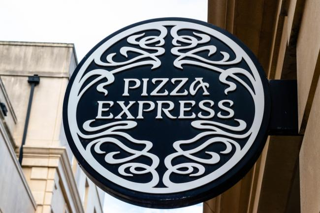 RE-OPENING: Pizza Express in Taunton re-opens today