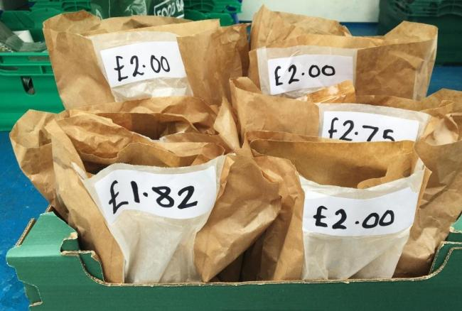 Morrisons launch 'food bank parcels' to help those in need