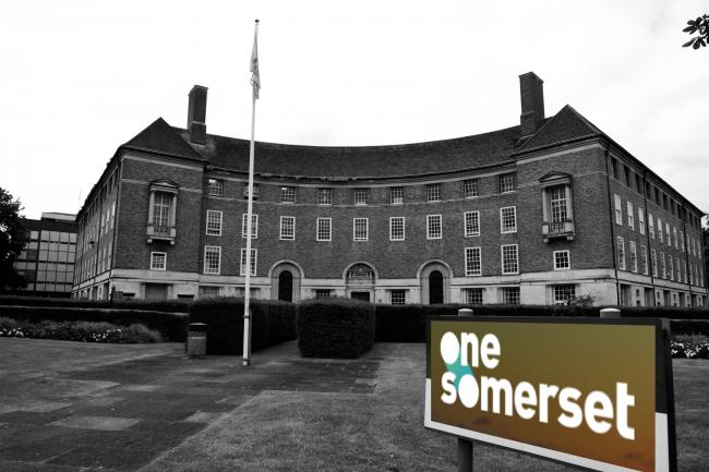 PLANS: For a single council - or two - in Somerset