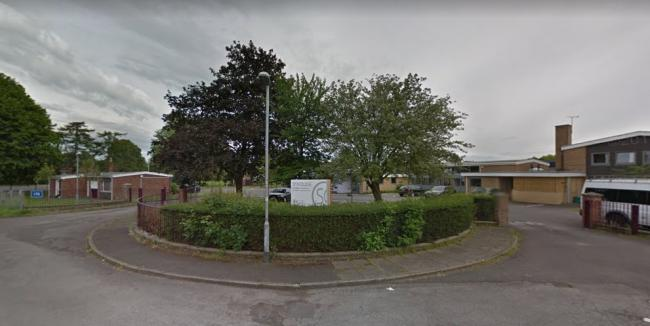 Sky College On Pickeridge Close In Taunton. CREDIT: Google Maps. Free to use for all BBC wire partners.