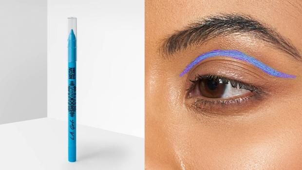 Somerset County Gazette: Add some flair to your eye look with the L.A. Girl Shockwave Neon Liner. Credit: L.A. Girl