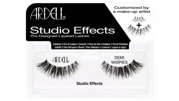 Somerset County Gazette: When you want to feel extra glam, try a pair of the Ardell Eyelash Demi Wispies Studio Effects. Credit: Ardell