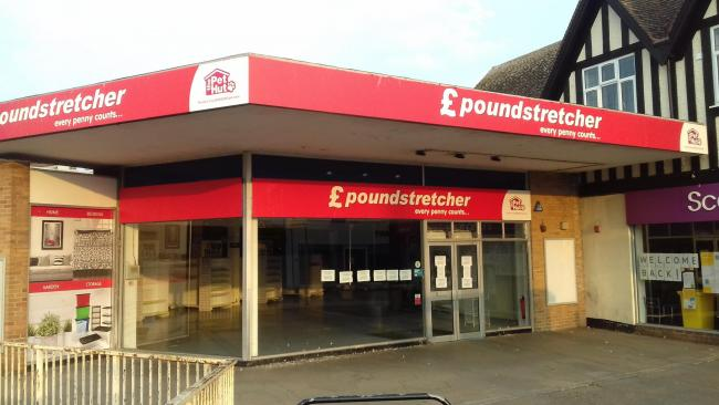 CLOSED: The Poundstretcher store in Bridge Street