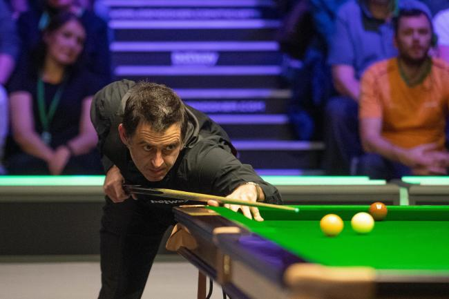 Ronnie O'Sullivan launched a savage attack on snooker's young players