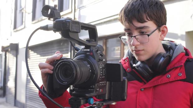 Somerset County Gazette: Students will have the chance to film and use the equipment, despite most of the lessons being online