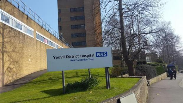 Somerset County Gazette: Yeovil District Hospital