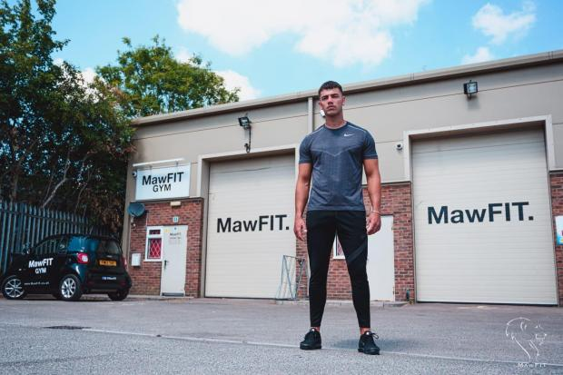 Somerset County Gazette: MawFIT gym in Ilminster, where lockdown had 'crippling' effects