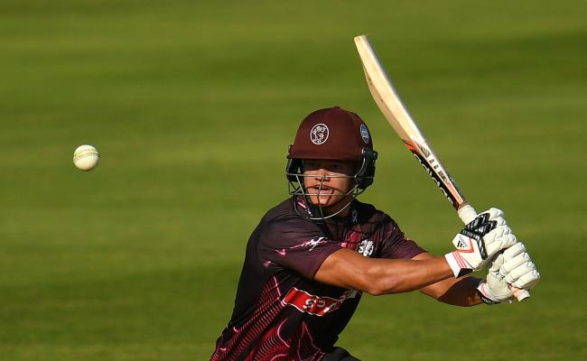 TOP SCORE: Somerset batsman Will Smeed (pic: SCCC)