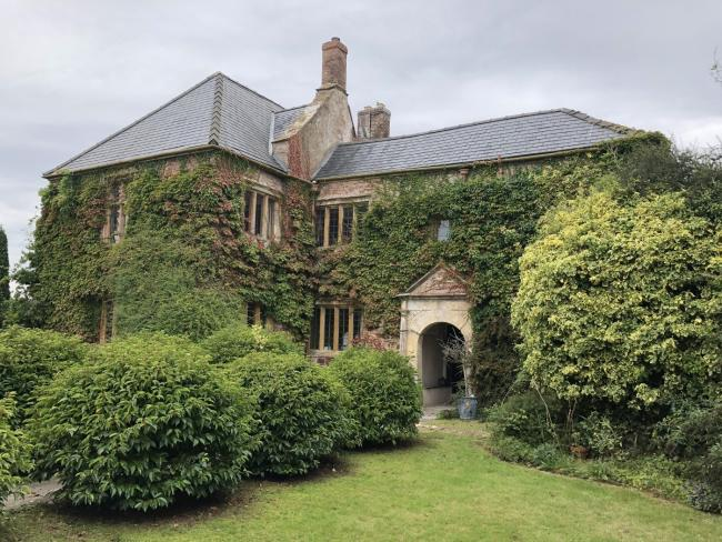 CONTENTS: From the Manor House near Bridgwater will be sold at auction next month