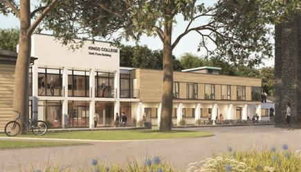 PROPOSAL: what the new sixth form development at Kings College could look like