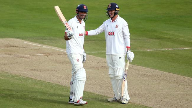 DAY 3: Somerset reach 301 in cup final before Sir Alastair Cook hits 172