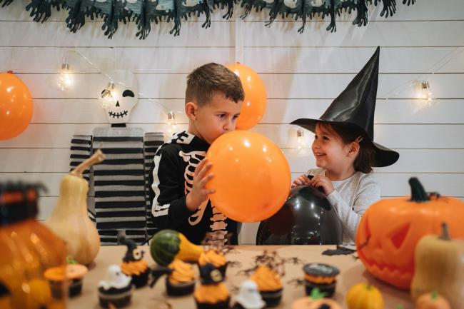 Dobbies garden centre in Shepton Mallet is hosting a series of Halloween events