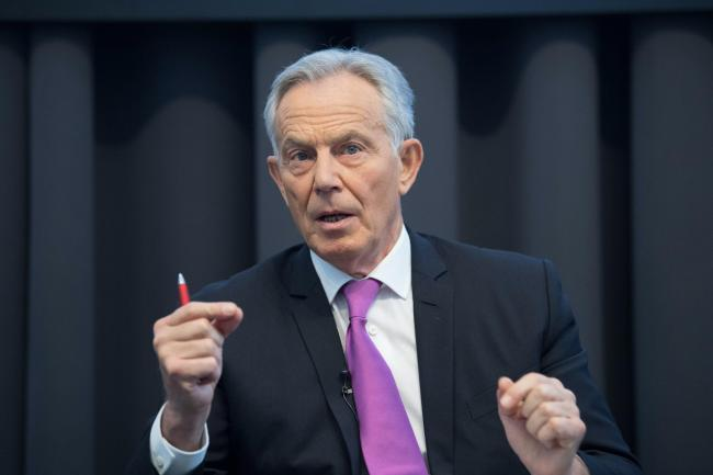 Failed legal bid against Tony Blair