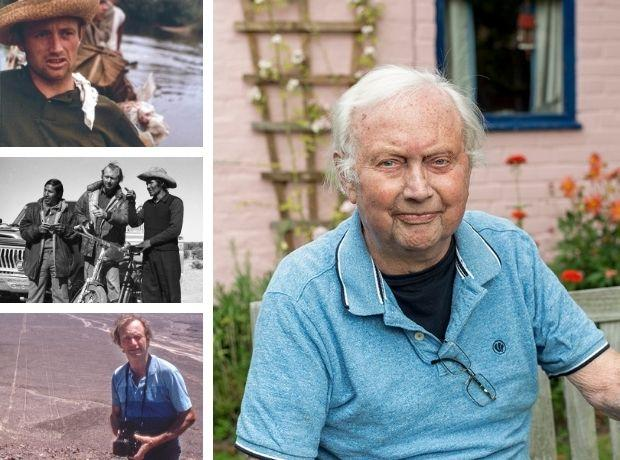 Tributes to Somerset photographer who worked for David Attenborough in the Amazon