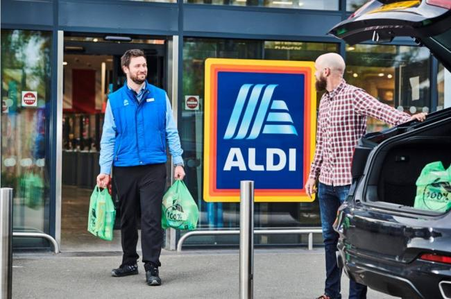 Aldi launches click and collect in Highbridge, Glastonbury and Street