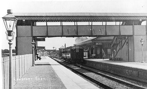 FLASHBACK: The former Langport East Station closed under the Beeching Axe