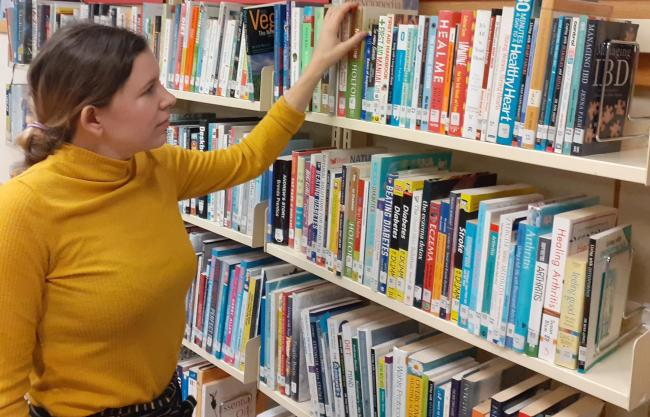 Somerset's libraries have re-opened for browsing