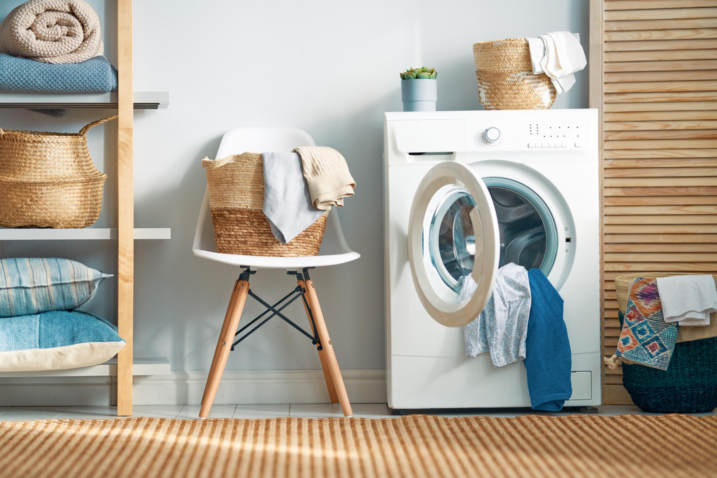 MORE WASHING: Brits are cleaning more as the pandemic continues