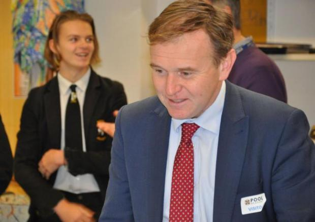 Somerset County Gazette: George Eustice MP has given the go-ahead for its use
