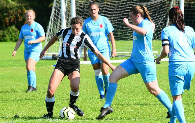 PAUSE: Adult grassroots football - for men and women - has been put on hold (pic: Steve Richardson)