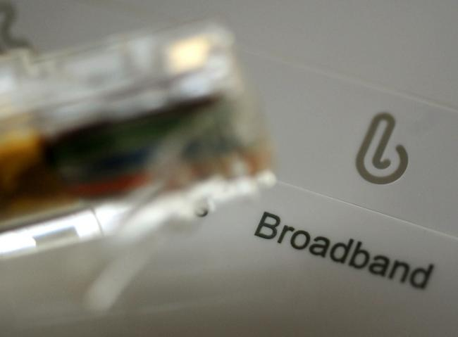 CONNECTION CONTENTION: How do we compare with Europe when it comes to broadband? (pic: Rui Vieira/PA Wire)