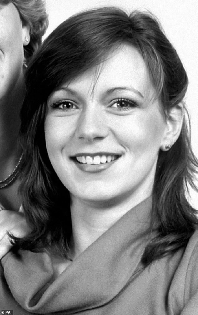 POTENTIAL VICTIM: Cannon is suspected of also killing estate agent Suzy Lamplugh