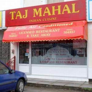 THE Taj Mahal in Minehead. PHOTO: Steve               Guscott
