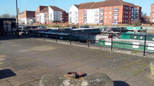 SCENE: Bridgwater Docks