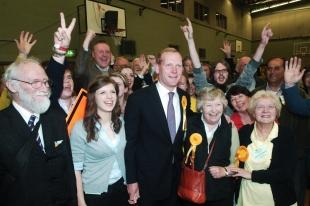 General Election Result: LibDem Jeremy Browne wins Taunton Deane