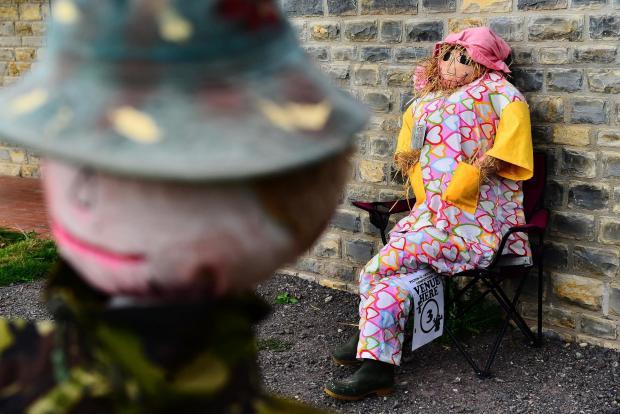 Somerset County Gazette: Pilton Picnic and Scarecrow Contest.