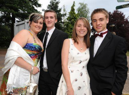Photos from the Leavers' Event at Richard Huish College, Taunton, July 1, 2010