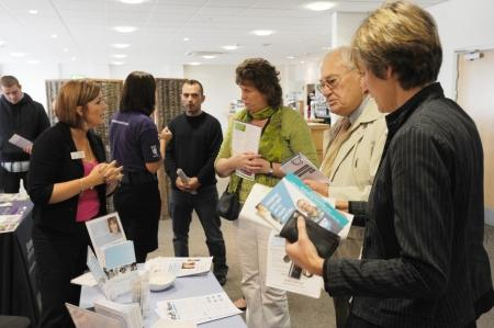 Photos from the County Gazette Somerset Jobs and Careers Fair 2010 at the County Ground, Taunton, September 30.
