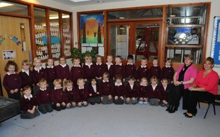 Photos from the Reception Classes of schools in Taunton, Wellington and West Somerset 2010 - buy your souvenir reprint today.