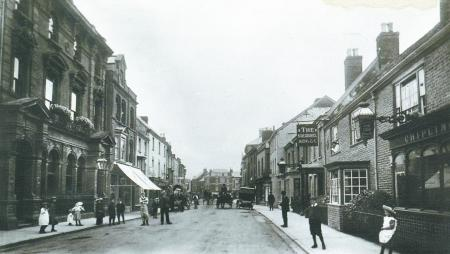 Old photos from the Taunton, Wellington and West Somerset area.