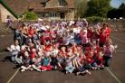 Royal Wedding: Churchstanton Primary School