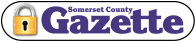 Somerset County Gazette: Gazette Secure Logo