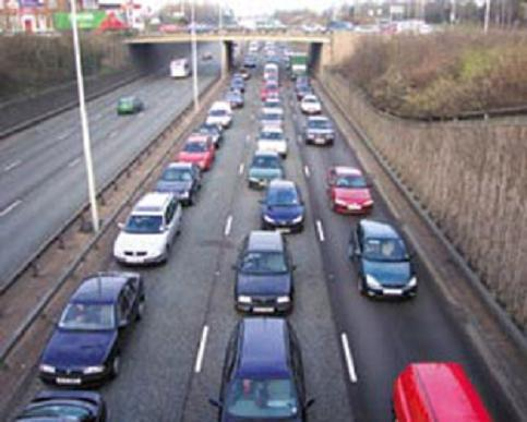 M5 delays between Tiverton and Wellington