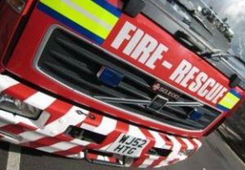 Three people treated for smoke inhalation in Taunton fire
