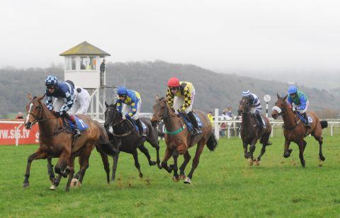 HORSE RACING: Numbers on the up at Taunton racecourse