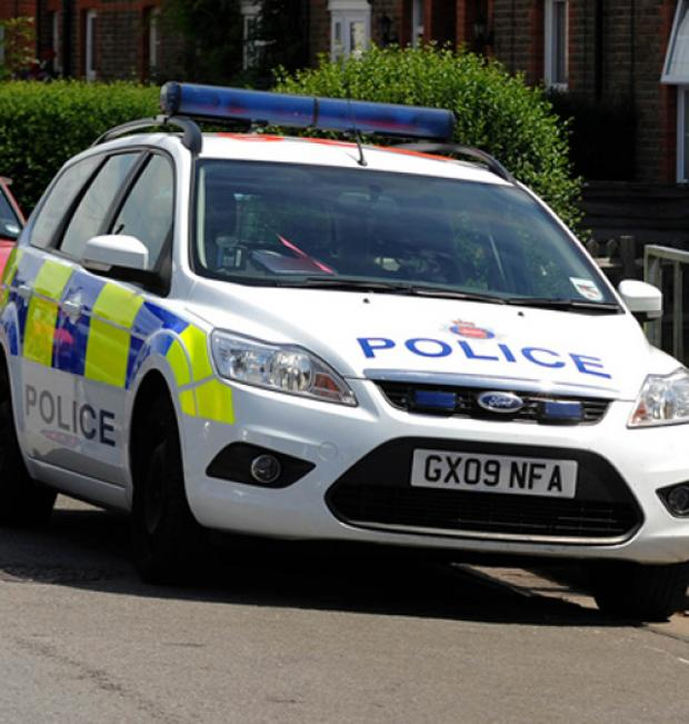 Police search for man after robbery near Vivary Park