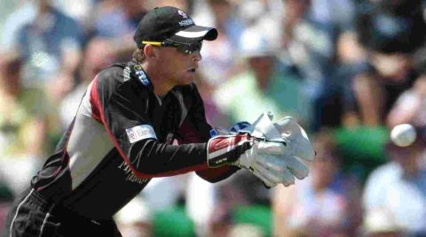 CRICKET: Buttler takes over England gloves from Kieswetter