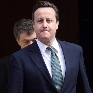 David Cameron said claims Conservative donors would get access to him wer